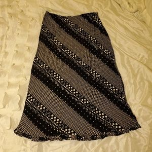 Ali Miles Maxi Skirt